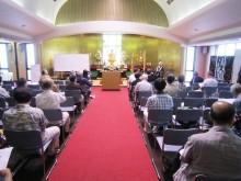 第16回釈迦寺こころの会1