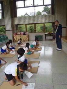 第9回「お寺で学ぼう:小室」5