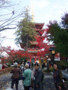 僧侶と巡る「高幡不動尊 参拝の旅」7