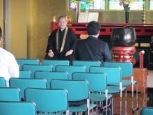 第十二回「坐禅・法話会」1