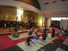 第2回「お寺で学ぼう:稲毛」2