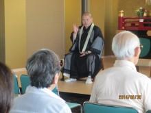 第十九回「坐禅・法話会」2