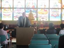 第二十一回「坐禅・法話会」2
