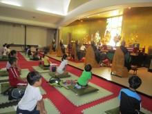 第4回「お寺で学ぼう:稲毛」1