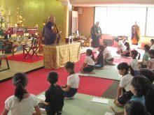 第5回 お寺で学ぼう:稲毛 1