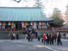 僧侶と巡る「喜多院と平林寺参拝の旅」9