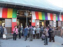 僧侶と巡る「喜多院と平林寺参拝の旅」10