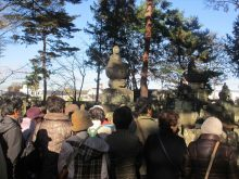 僧侶と巡る「喜多院と平林寺参拝の旅」12