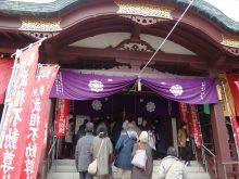 僧侶と巡る「川崎大師と紅葉の高倉観音の旅」8