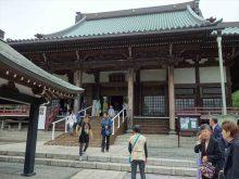僧侶と巡る「遊行寺と江の島弁財天 参拝の旅」1