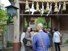 僧侶と巡る「遊行寺と江の島弁財天 参拝の旅」11