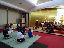 お寺で学ぼう 稲毛1