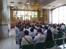盂蘭盆会大法要開催5